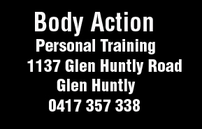 body action personal training